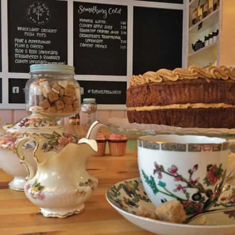 Tiffins Tea Room