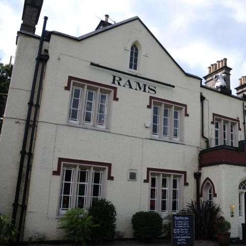The Rams Head