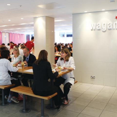 wagamama - Manchester Deansgate