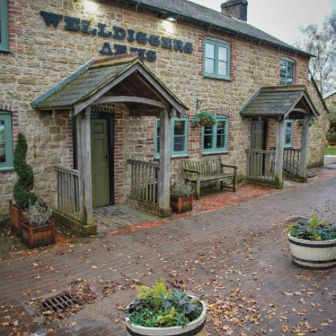 The Welldiggers Arms