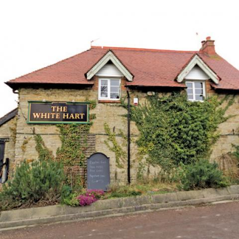 The White Hart – Ufton