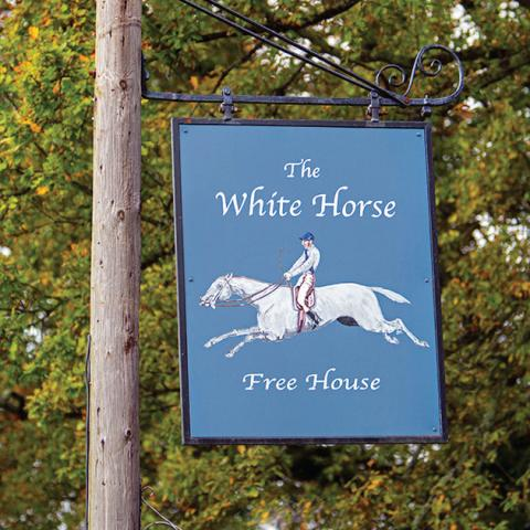 The White Horse Graffham