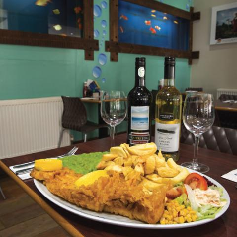 Winston's Fish Bar & Restaurant